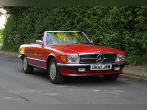 1986 Mercedes-Benz 300SL - 30500 miles, 1 owner 31 years For Sale (picture 1 of 17)