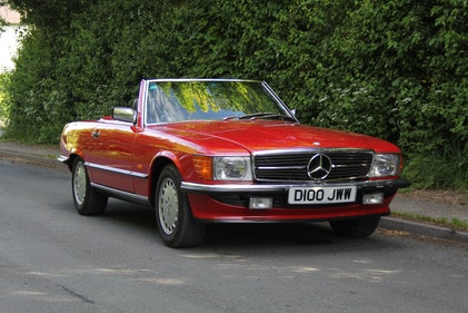 Picture of 1986 Mercedes-Benz 300SL - 30500 miles, 1 owner 31 years For Sale