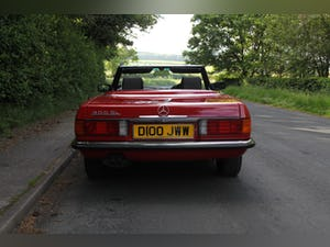 1986 Mercedes-Benz 300SL - 30500 miles, 1 owner 31 years For Sale (picture 5 of 17)