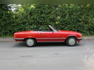 1986 Mercedes-Benz 300SL - 30500 miles, 1 owner 31 years For Sale (picture 7 of 17)