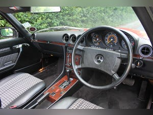 1986 Mercedes-Benz 300SL - 30500 miles, 1 owner 31 years For Sale (picture 8 of 17)