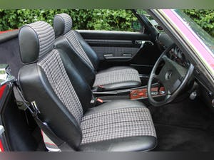 1986 Mercedes-Benz 300SL - 30500 miles, 1 owner 31 years For Sale (picture 9 of 17)
