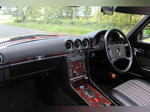 1986 Mercedes-Benz 300SL - 30500 miles, 1 owner 31 years For Sale (picture 11 of 17)