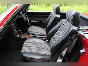 1986 Mercedes-Benz 300SL - 30500 miles, 1 owner 31 years For Sale (picture 12 of 17)
