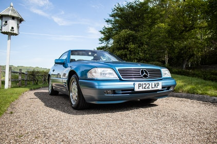 Picture of 1997 Mercedes SL280 - Just 22,000 miles one family owned! For Sale by Auction