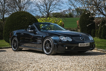 Picture of 2004 MERCEDES-BENZ SL55 (R230) F1 PERFORMANCE PACK For Sale by Auction