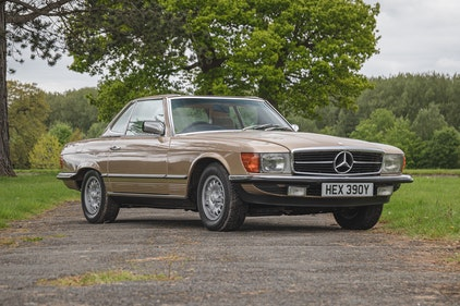 Picture of 1983 Mercedes-Benz 280SL (R107) Just  £17,000 - £21,000 For Sale by Auction