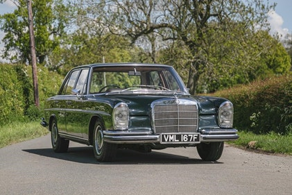 Picture of 1968 Mercedes 280SE W108 - Survivor car with 62000 miles For Sale by Auction