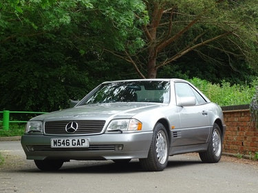Picture of 1995 Mercedes-Benz SL 320 For Sale by Auction