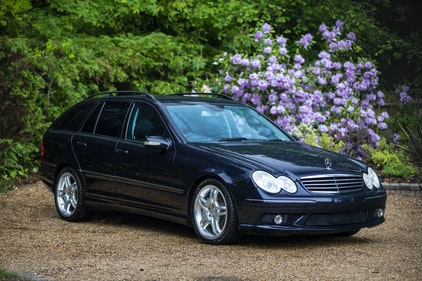 Picture of 2006 Mercedes-Benz C55 AMG Estate Just £10,000 - £12,000 For Sale by Auction