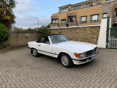 Picture of 1989 420SL For Sale