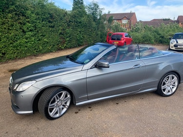 Picture of 2012 E500 4.7L Twin turbo Cabriolet For Sale