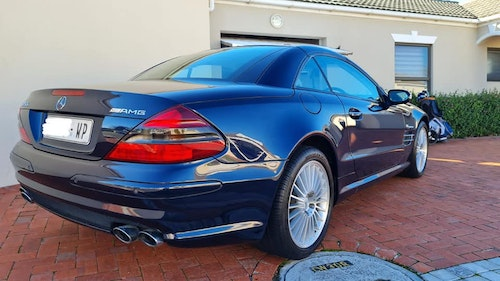 Picture of 2003 Mercedes SL55 AMG For Sale