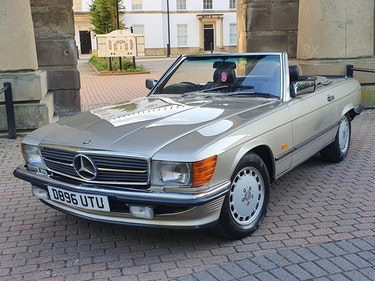 Picture of 1986 Mercedes-Benz 500 SL For Sale by Auction