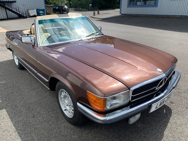 Picture of 1982 MERCEDES BENZ 280SL AUTOMATIC CONVERTIBLE WITH FACTORY HARDT For Sale