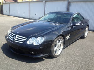 2003 Mercedes SL55AMG For Sale (picture 1 of 7)