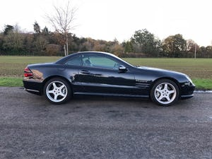 2003 Mercedes SL55AMG For Sale (picture 2 of 7)
