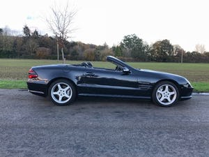 2003 Mercedes SL55AMG For Sale (picture 3 of 7)