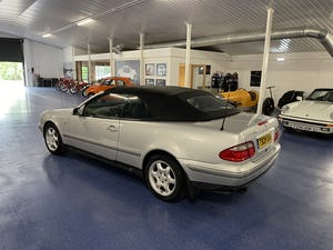 1999 Mercedes CLK 320 Elegance Cabriolet 50,000 Miles from New For Sale (picture 6 of 8)