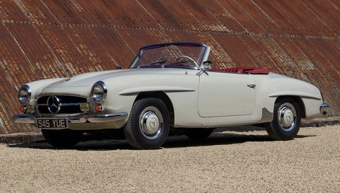 Picture of 1959 Mercedes-Benz 190 SL For Sale