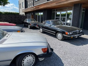 1987 Mercedes SL 380 450 560 Model 107  For sale For Sale (picture 4 of 11)