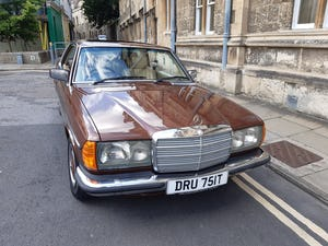1978 Mercedes pillarless coupe 280ce For Sale (picture 2 of 11)