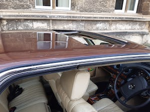 1978 Mercedes pillarless coupe 280ce For Sale (picture 8 of 11)