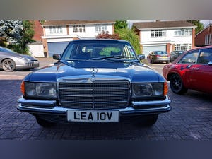 1980 Mercedes W116 S Class 280SE For Sale (picture 1 of 12)
