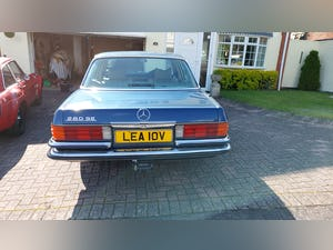 1980 Mercedes W116 S Class 280SE For Sale (picture 4 of 12)