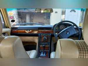 1980 Mercedes W116 S Class 280SE For Sale (picture 9 of 12)