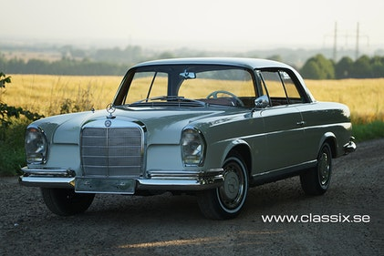 Picture of 1963 Mercedes 220 SE W111 Coupe For Sale