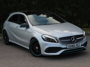 2016 Mercedes-Benz A Class A220d Motorsport Edition Automatic For Sale (picture 1 of 12)
