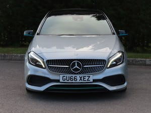 2016 Mercedes-Benz A Class A220d Motorsport Edition Automatic For Sale (picture 3 of 12)