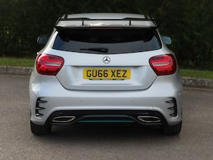 2016 Mercedes-Benz A Class A220d Motorsport Edition Automatic For Sale (picture 4 of 12)