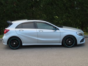 2016 Mercedes-Benz A Class A220d Motorsport Edition Automatic For Sale (picture 5 of 12)