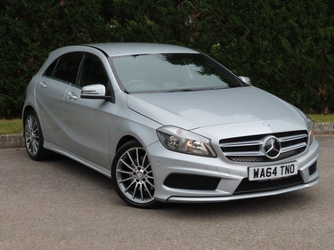 Picture of 2014 Mercedes-Benz A Class A220 CDI AMG Sport 5dr Automatic For Sale