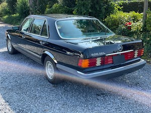 1985 Mercedes 500SEL Long Model 126 With history Report! For Sale (picture 1 of 12)