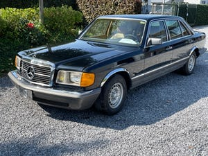 1985 Mercedes 500SEL Long Model 126 With history Report! For Sale (picture 3 of 12)