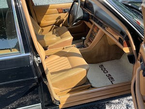 1985 Mercedes 500SEL Long Model 126 With history Report! For Sale (picture 9 of 12)