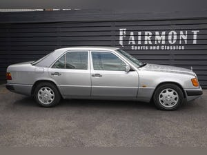 1992 Mercedes-Benz 260 E For Sale (picture 6 of 21)