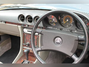 1986 Mercedes 300sl low owners and low mileage For Sale (picture 8 of 12)