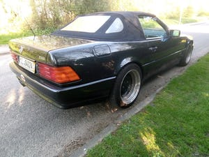 1994 Mercedes SL 500 AMG style, LHD For Sale (picture 2 of 7)