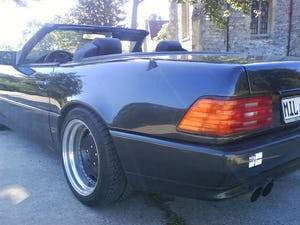 1994 Mercedes SL 500 AMG style, LHD For Sale (picture 4 of 7)