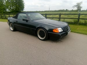 1994 Mercedes SL 500 AMG style, LHD For Sale (picture 6 of 7)