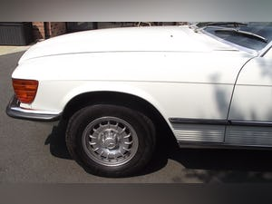 1976 Mercedes 350SL V8 auto £22.5k restoration in 2019 For Sale (picture 9 of 12)