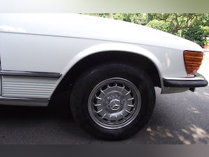 1976 Mercedes 350SL V8 auto £22.5k restoration in 2019 For Sale (picture 11 of 12)