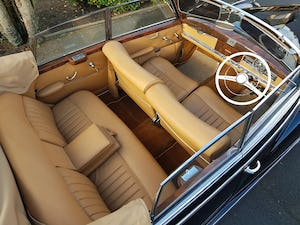1953 MERCEDES BENZ 300 CABRIOLET 'ADENAUER' (RARE RHD EXAMPLE) For Sale (picture 7 of 12)