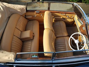 1953 MERCEDES BENZ 300 CABRIOLET 'ADENAUER' (RARE RHD EXAMPLE) For Sale (picture 8 of 12)