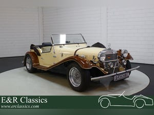 Mercedes-Benz SSK100 Replica on VW basis Good condition 1983 For Sale (picture 1 of 8)