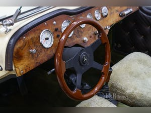Mercedes-Benz SSK100 Replica on VW basis Good condition 1983 For Sale (picture 3 of 8)